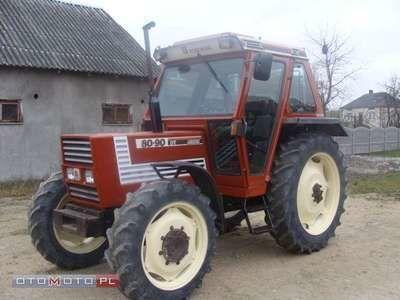 FIAT 80 90 DT Radtraktor