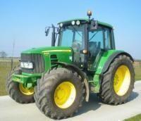 JOHN DEERE 6430 Radtraktor