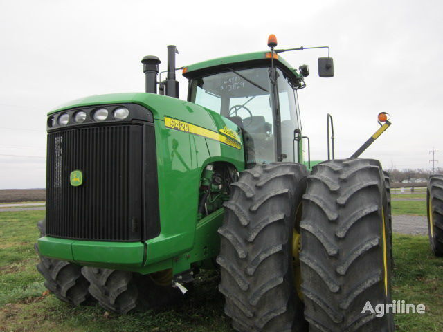 JOHN DEERE 9420 Radtraktor
