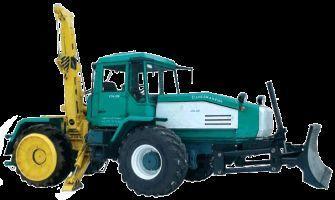 SMR-3 Specializirovannaya mashina dlya remontno-stroitelnyh rabot  Radtraktor