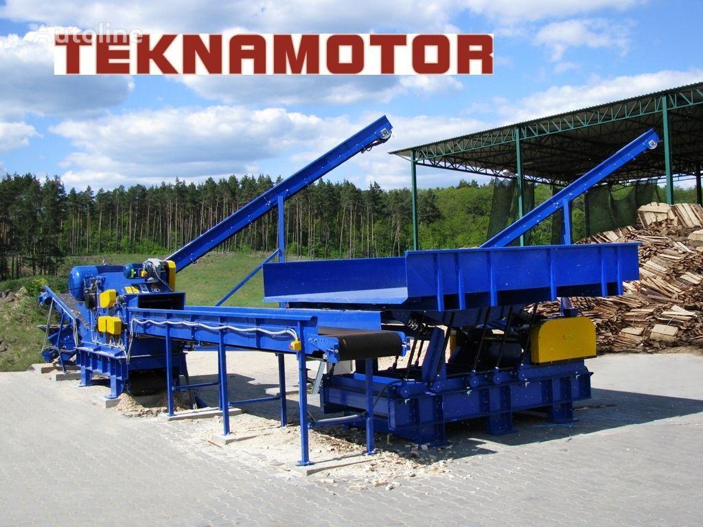 neues TEKNAMOTOR Skorpion 650 EB Sägewerk
