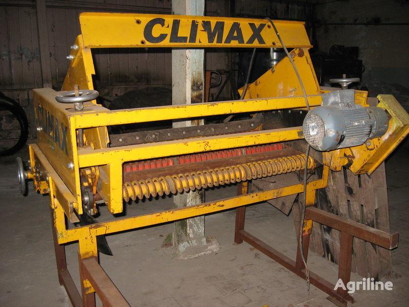 CLIMAX pristavka dlya kolibrovki (reguliruemaya) Sortiermaschine