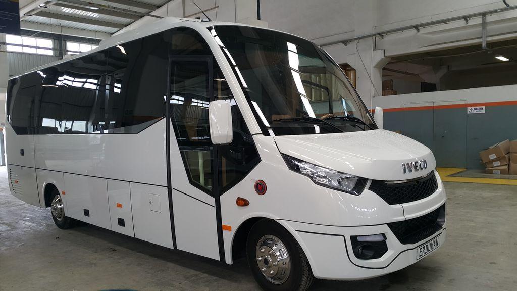 neuer IVECO Erduman  Reisebus