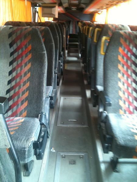VOLVO Vanhool Reisebus