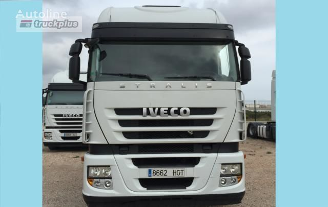 IVECO STRALIS AS 440S50 TP Sattelzugmaschine