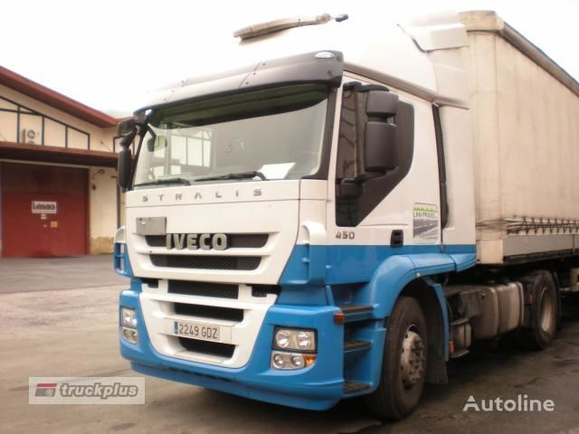 IVECO STRALIS AT 440S45 Sattelzugmaschine