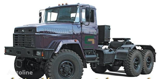 neue KRAZ 6140TE Sattelzugmaschine