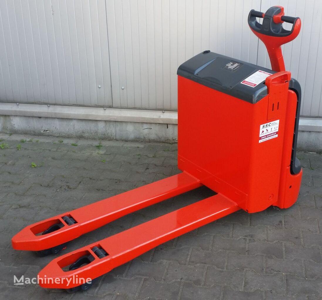 LINDE T18 Elektrohubwagen