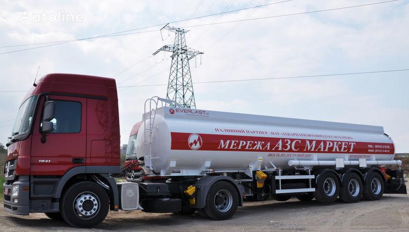 neuer EVERLAST PPC Tankwagen für Heizöl und Diesel