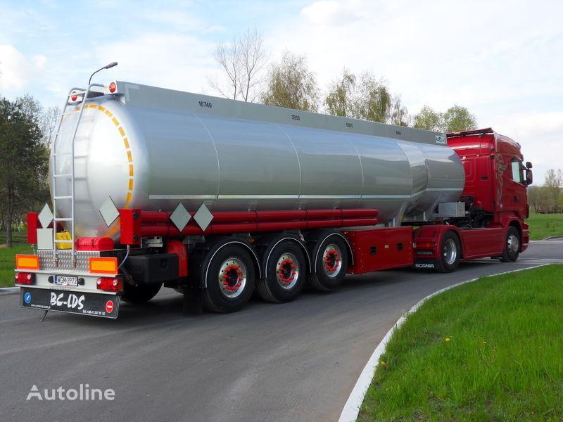 neuer LDS NCP-37 Tankwagen für Heizöl und Diesel