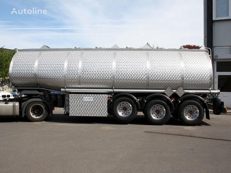 neuer OMT fuel/benzin/diesel 25000 - 50000 Ltr Tankwagen für Heizöl und Diesel