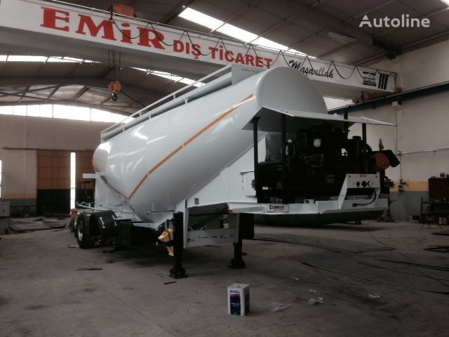 EMIRSAN Direct from Factory Customized Cement Tankers , Brand NEw  Zementtransporter