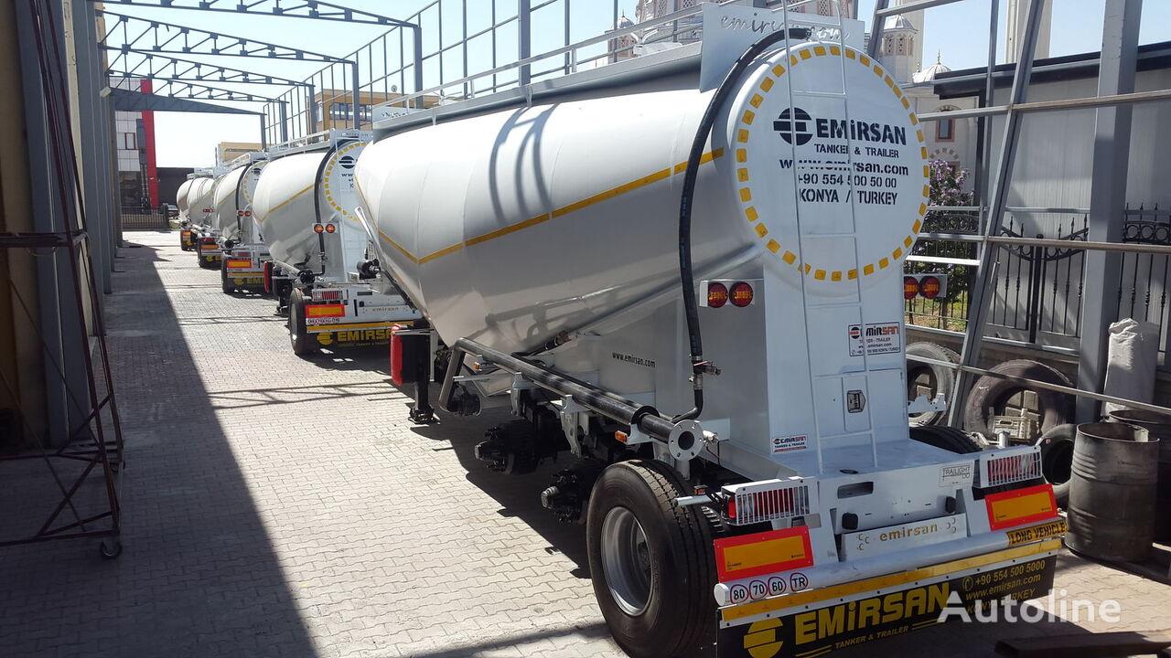 EMIRSAN Manufacturer , Direct from Factory .. Zementtransporter