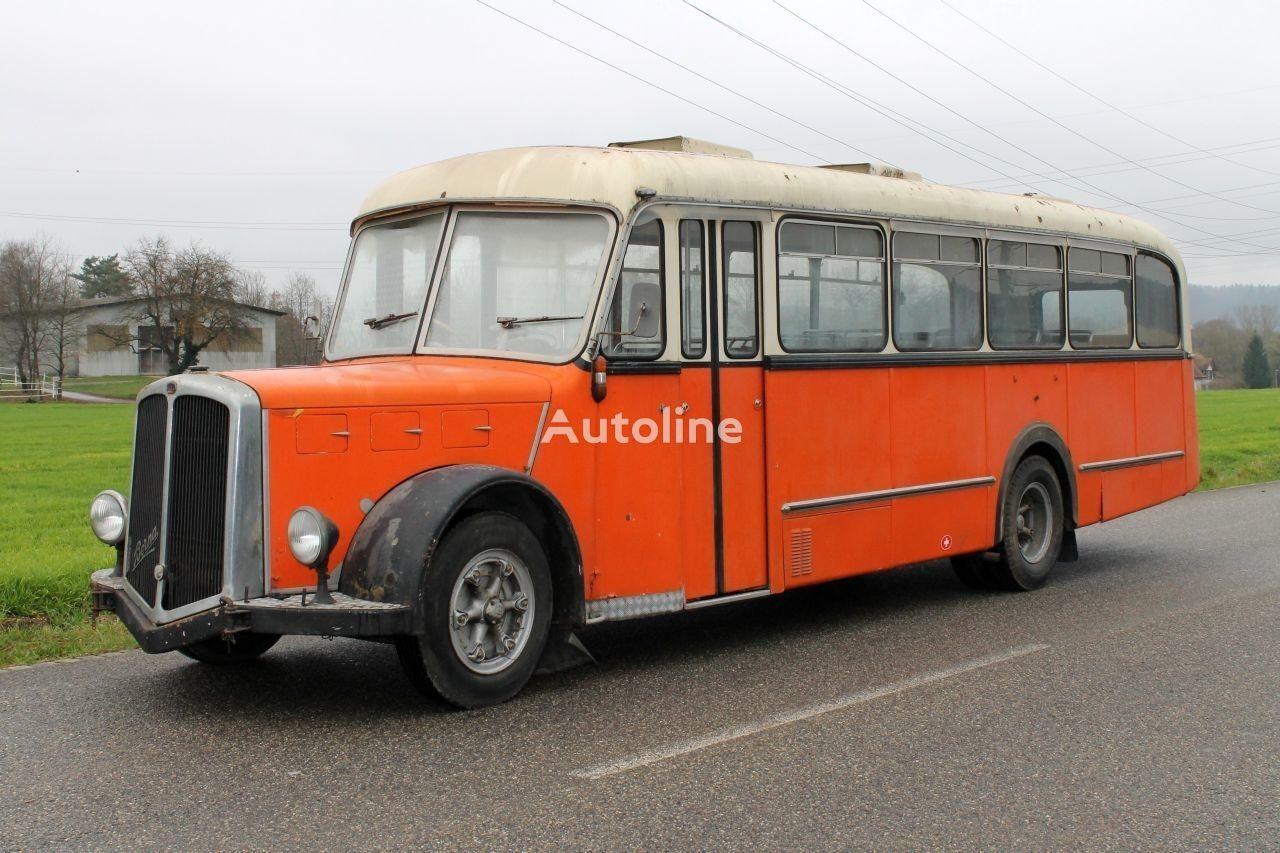 BERNA Saurer  Überlandbus