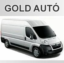 Gold Autó