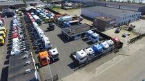 Verkaufsplatz Kaus Trucks