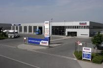 Verkaufsplatz DAF Berlin Nutzfahrzeuge Vertriebs- und Service GmbH
