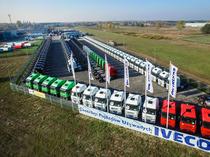 Verkaufsplatz Iveco Poland Sp. z o. o. Used Truck Center