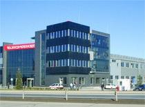 Verkaufsplatz Euromarket Construction