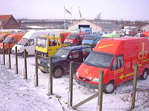 Verkaufsplatz DANARGO TRADE