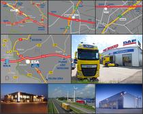 Verkaufsplatz ESA Trucks Polska Sp. z o.o.