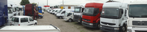 Verkaufsplatz X Trucks