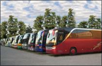 Verkaufsplatz Used-Bus