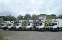 Verkaufsplatz Truck Centrum Meerkerk bv