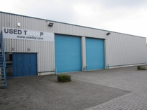 Verkaufsplatz Used Truck Parts BVBA company
