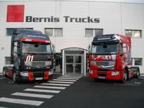 Verkaufsplatz Bernis Trucks