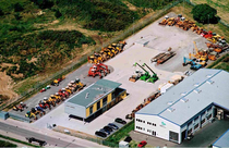 Verkaufsplatz RÜKO GmbH Baumaschinen