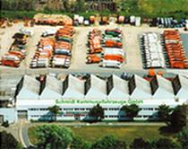 Verkaufsplatz Schmidt Pojazdy Komunalne PL