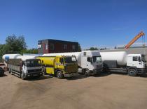 Standort Baltic Special Machinery Export