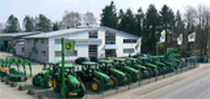 Verkaufsplatz BUSCH-POGGENSEE GmbH