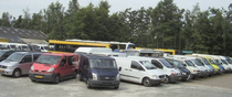 Verkaufsplatz Veenstra Bedrijfsauto's