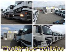 Verkaufsplatz Trucks Roosendaal B.V.