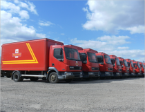 Verkaufsplatz Commercial Vehicle Auctions Ltd