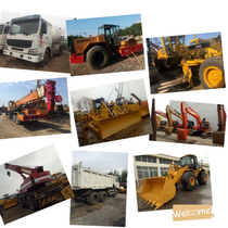 Verkaufsplatz Shanghai Initiative Construction Machinery Co., Ltd