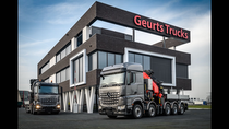 Verkaufsplatz Geurts Trucks B.V.