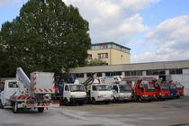 Verkaufsplatz EU-Gépker Kft