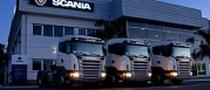 Verkaufsplatz Scania Polska S.A.