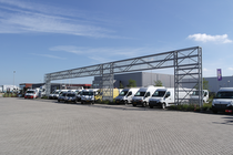 Verkaufsplatz Volvo Group Truck Center B.V.