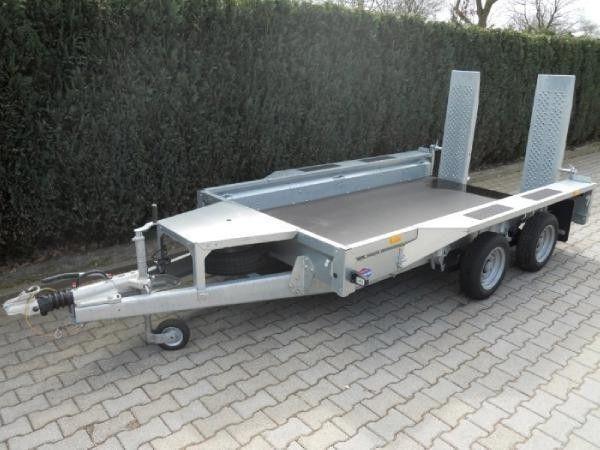 IFOR Williams GX106 3.5T PLANT TRAILER Autotransporter Anhänger