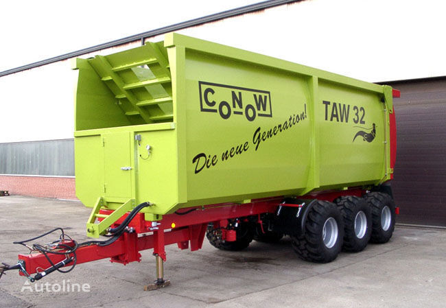neuer CONOW TAW 32 Getreidetransporter Anhänger