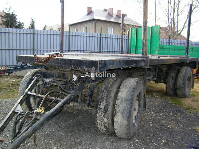PV 1612 Holztransporter Anhänger