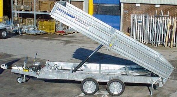 INDESPENSION TIP35126E Kipper Anhänger