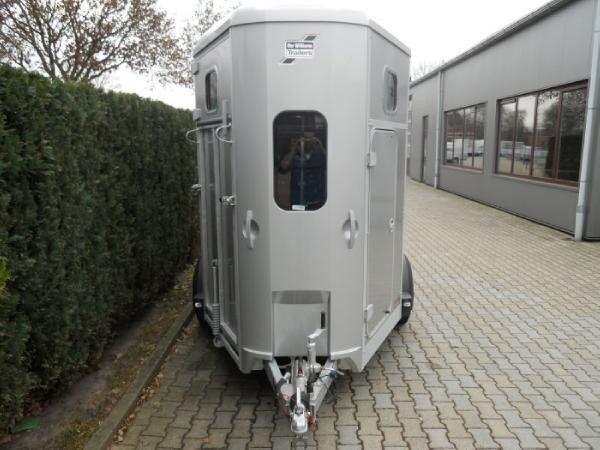 IFOR Williams HB506 Pferdeanhänger