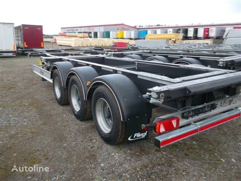 FLIEGL CONTAINERCHASSIS Containerauflieger