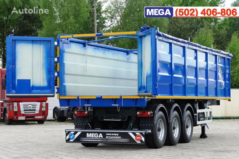 neuer MEGA 38/10200 KD pama k tyagachu 6x4 Getreidetransporter Auflieger