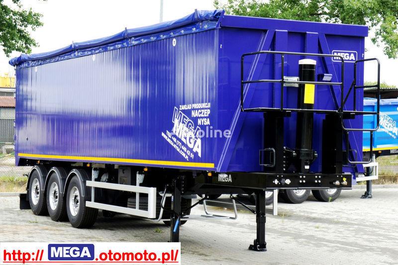neuer MEGA 55/11300 KD Getreidetransporter Auflieger